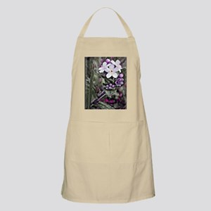 forget me not flowers Apron