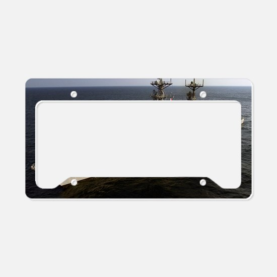 fletcher 992 framed panel pri License Plate Holder