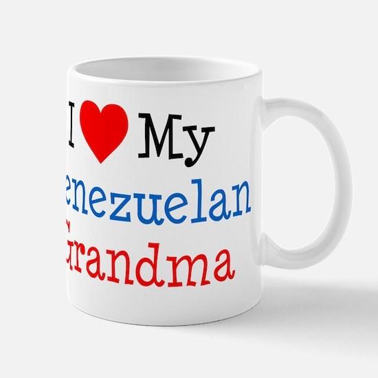 I Love Venezuelan Grandma Mug