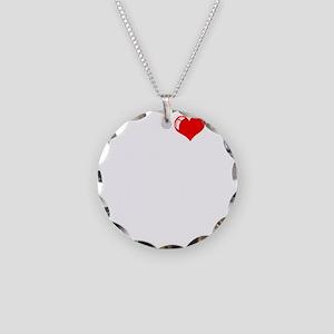 VD Twi Mom -dk Necklace Circle Charm