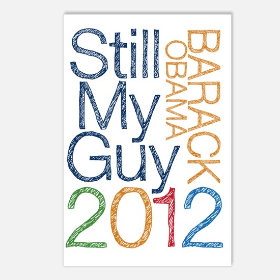 Still My Guy OBAMA Postcards (Package of 8)