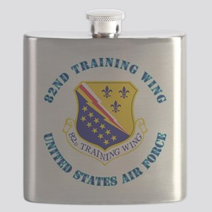 82nd-Training-Wing-with-Tex Flask