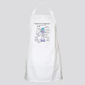 Respiratory is Complicated Apron