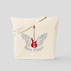 Bass Guitar 07-2011 F 2c Tote Bag
