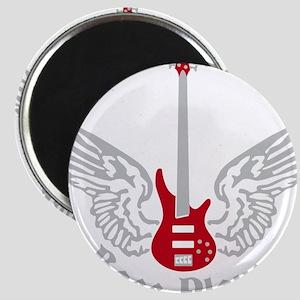 Bass Guitar 07-2011 F 2c Magnet
