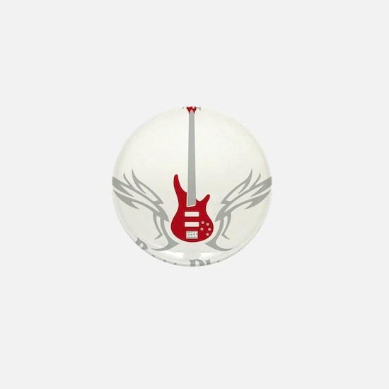 Bass Guitar 07-2011 H 2c Mini Button