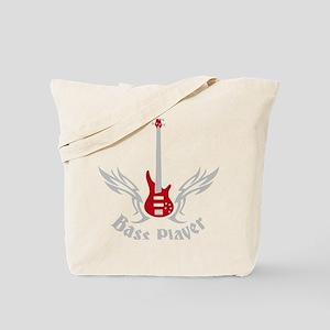 Bass Guitar 07-2011 H 2c Tote Bag