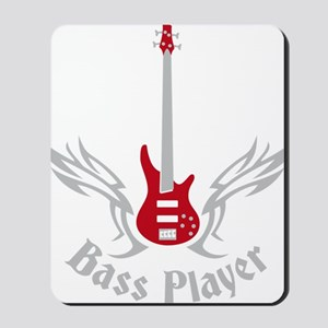 Bass Guitar 07-2011 H 2c Mousepad