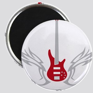 Bass Guitar 07-2011 H 2c Magnet