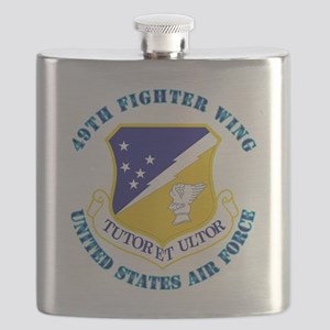49th-Fighter-Wing-with-Text Flask