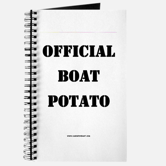 OFFICIAL BOAT POTATO Journal