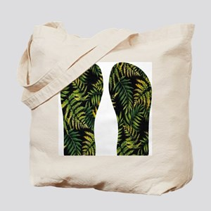 Hawaiian Jungle Tote Bag