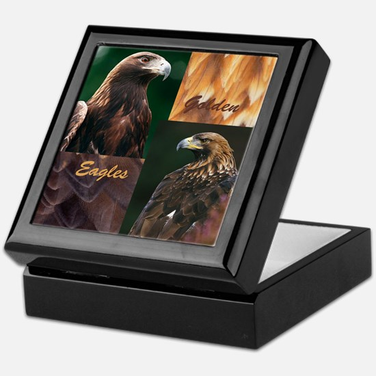 Unique Bird of prey Keepsake Box