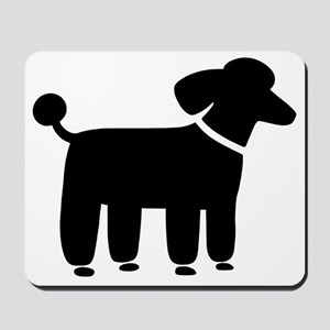 blackpoodle Mousepad