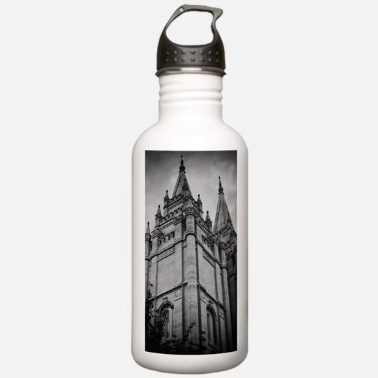 SLC Temple Spires Water Bottle