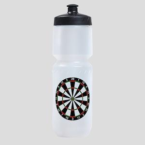 Dart Board Classic Sports Bottle