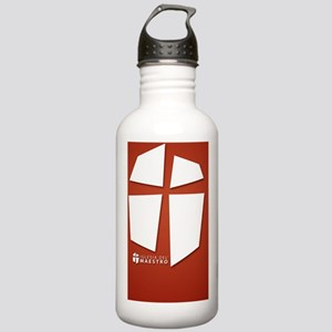 iPadSleeve_IDM_WhtRed Stainless Water Bottle 1.0L