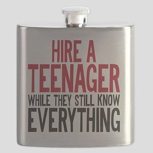 HIREATEENAGER Flask