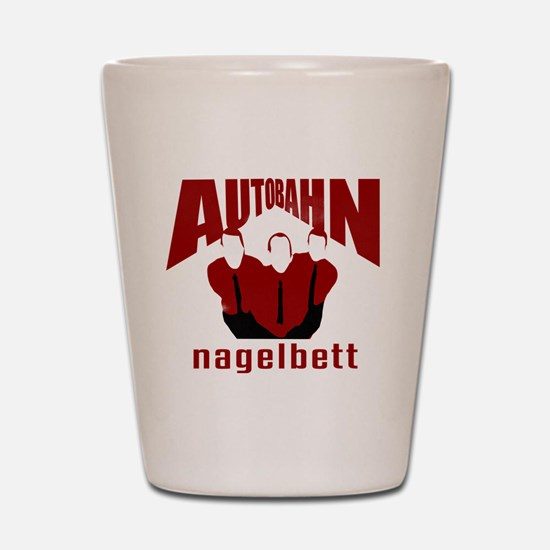 Autobahn Shot Glass