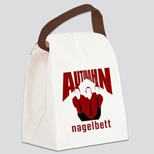 Autobahn Canvas Lunch Bag