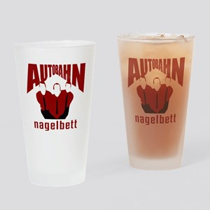 Autobahn Drinking Glass
