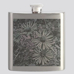 Designer Floral Flask