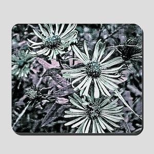 Designer Floral Mousepad