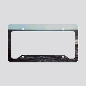 gbancroft rectangle magnet License Plate Holder