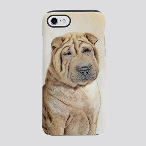 Shar Pei iPhone 7 Tough Case