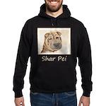 Shar Pei Hoodie (dark)
