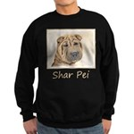 Shar Pei Sweatshirt (dark)