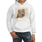 Shar Pei Hooded Sweatshirt