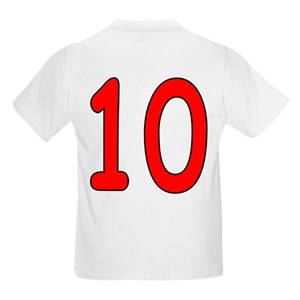 10th Birthday T Shirts