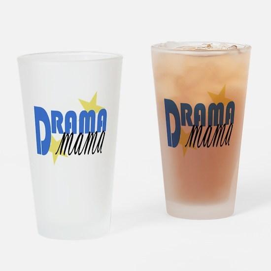 Drama mama.gif Drinking Glass