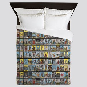 Tarot Queen Duvet