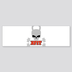 crossfit cross fit skull kettlebell dark Bumper St