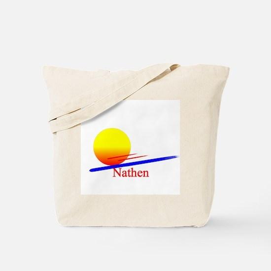Nathen Tote Bag