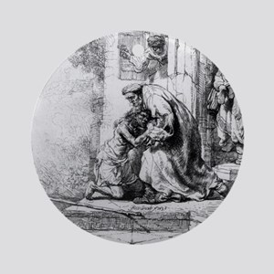The return of the prodigal son - Rembrandt - 1636