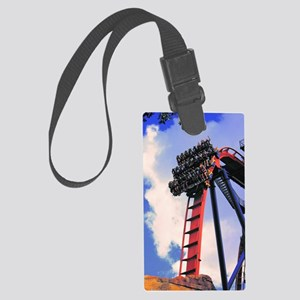 The Fall Large Luggage Tag