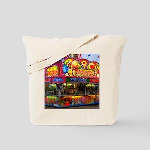 clown cotton candy Tote Bag