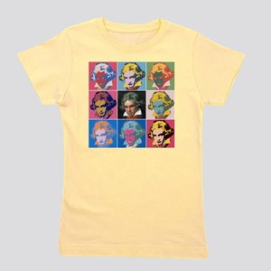 Variations on a Theme of Beethoven Girl's Tee