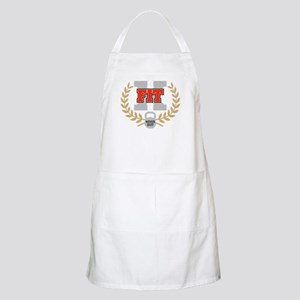 crossfit cross fit champion dark Apron