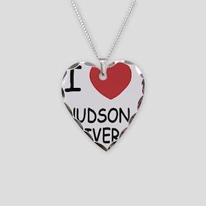 HUDSON_RIVER Necklace Heart Charm