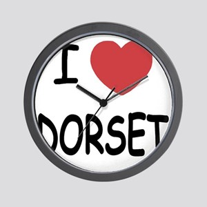 DORSET Wall Clock