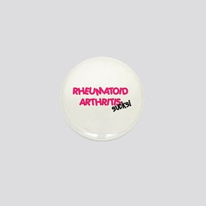 Rheumatoid Arthritis Mini Button