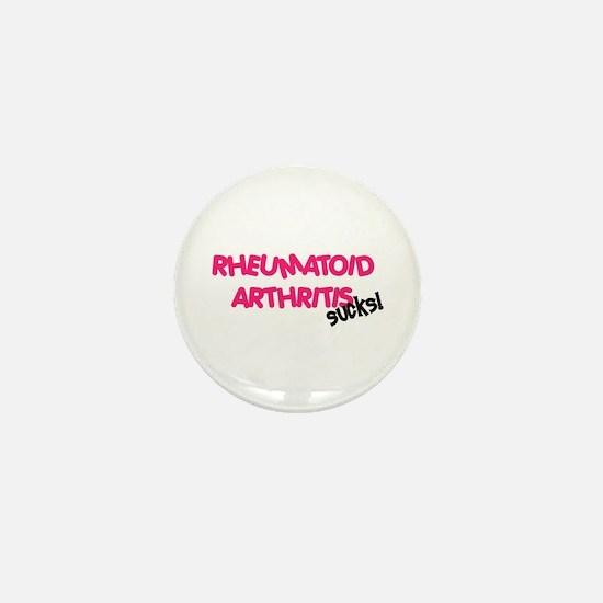 Rheumatoid Arthritis Mini Button