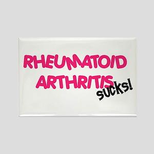 Rheumatoid Arthritis Rectangle Magnet