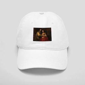 The Jewish bride - Rembrandt - c1665 Baseball Cap