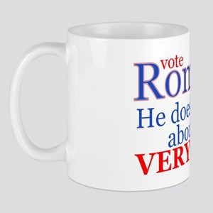 voteromneyverypoor Mug