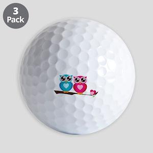owl8 Golf Balls